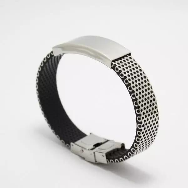 Heren armband RVS